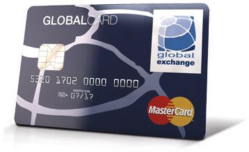 Tarjeta Prepago Globalcard