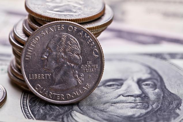 Monedas Del Dólar Americano