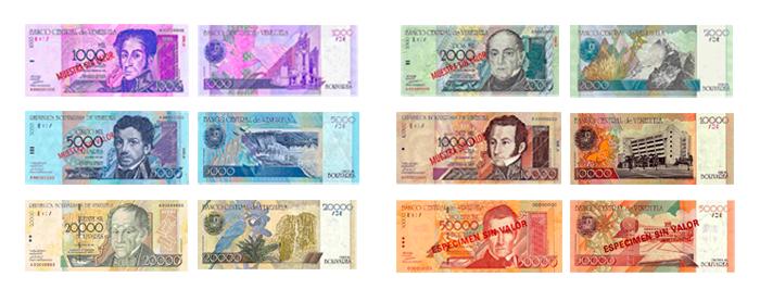 Información De La Moneda De Venezuela Global Exchange Servicios De Cambio De Moneda