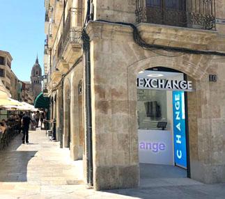 Cambio de divisas en salamanca global exchange servicios de cambio de moneda - Oficinas de cambio de moneda en barcelona ...